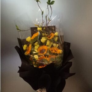 Death anniversary bouquet